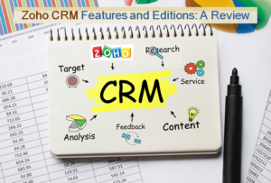 Zoho CRM Features