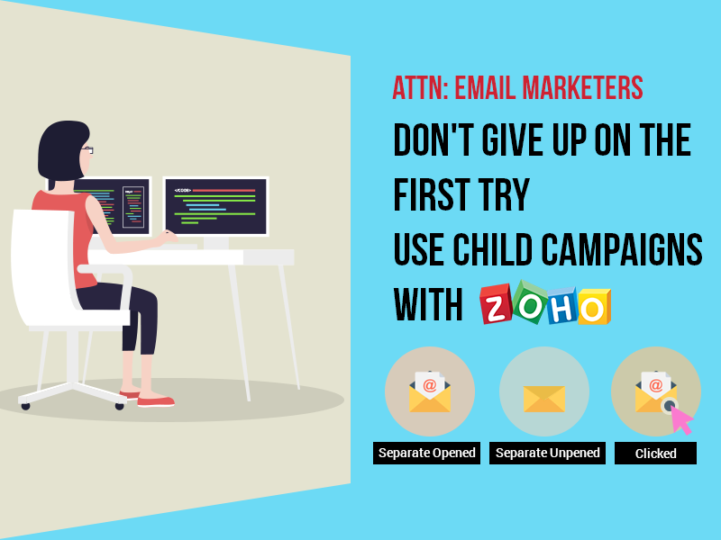Zoho Child Campaigns