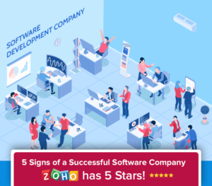 5 Signs of a Successful Software Company