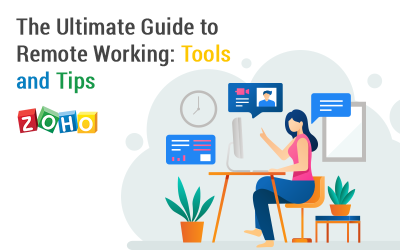 The ultimate guide to Remote Working
