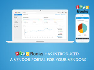 Zoho Books Has Introduced a Vendor Portal for Your Vendors