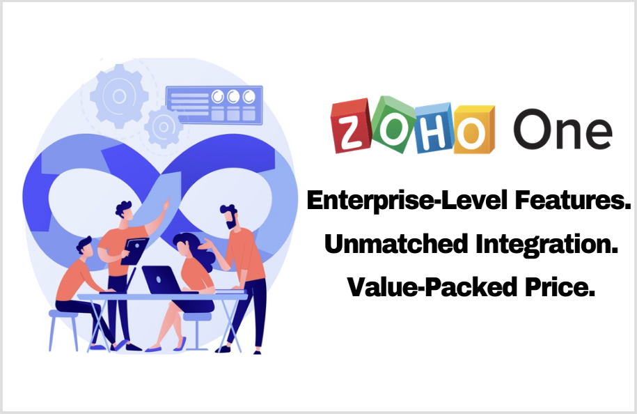 There is No Greater Value for Small Businesses than Zoho One!