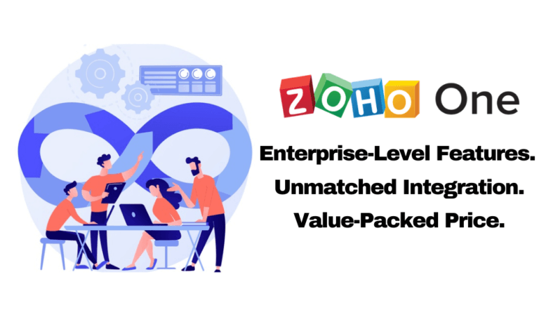 Zoho products to automate and streamline their business processes.