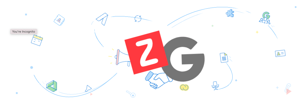 G Suite integration in zoho