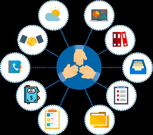 Lead Management Deal Management Workflow Management Contact Management