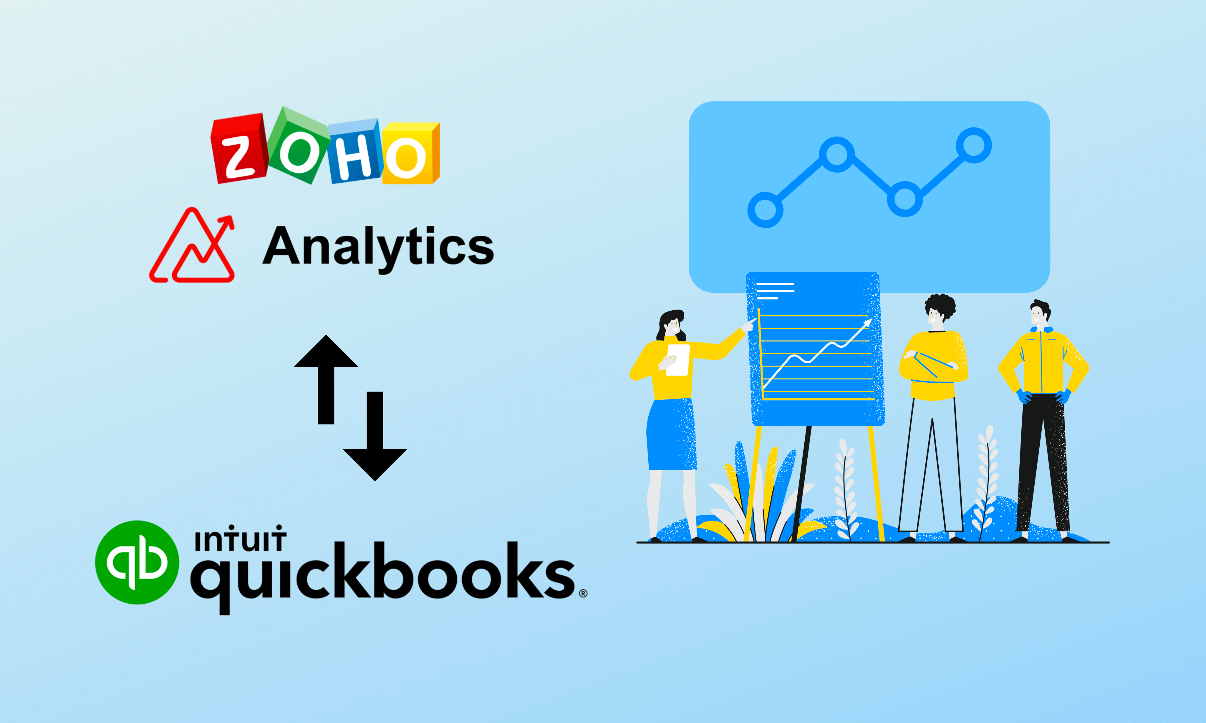 Zoho Analytics and QuickBooks Integration