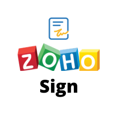 Zoho Sign Features